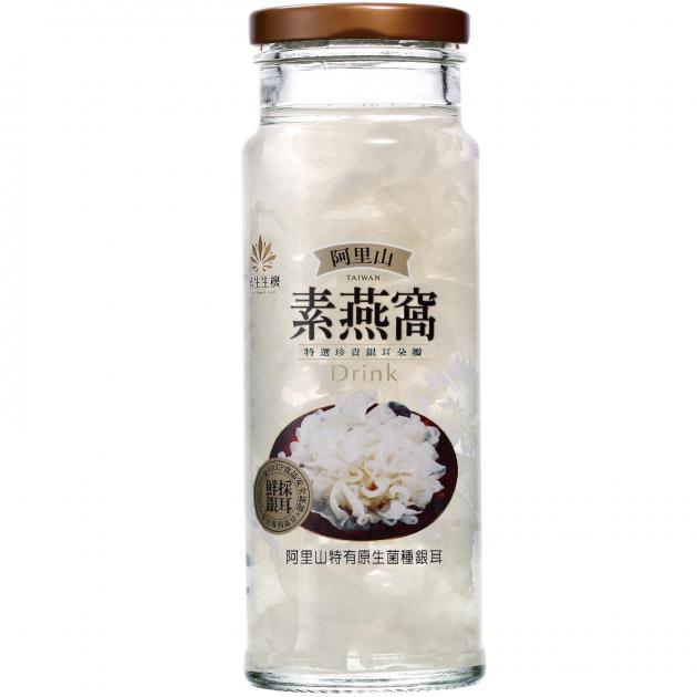 阿里山素燕窩瓶裝24入/箱 2